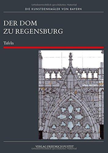 Titelbild Band 5, der Dom zu Regensburg, Achim Hubel