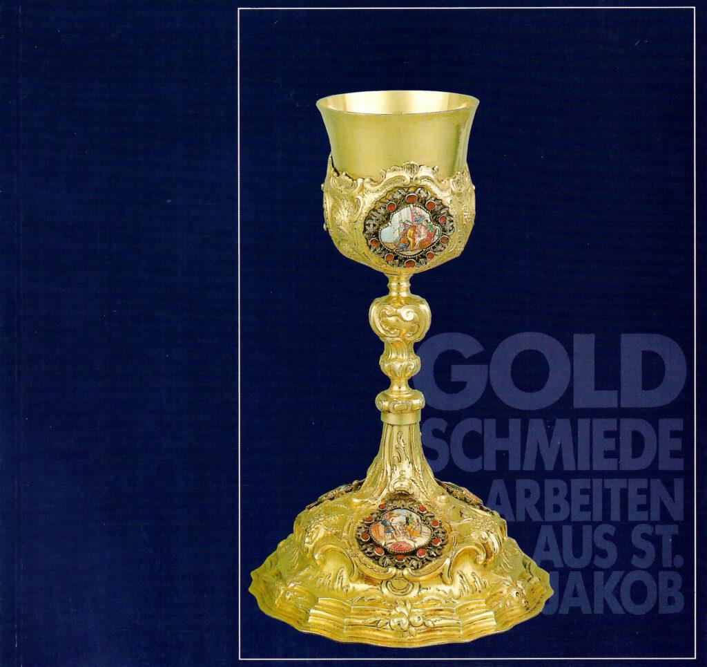 Goldschmiedearbeiten St. Jakob Straubing